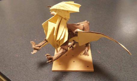 折り紙教室講師